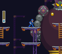 Mega Man X2 Screenshot 2