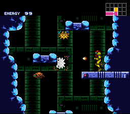 Metroid Super Zero Mission Screenthot 2