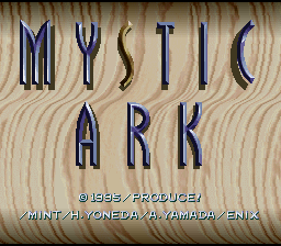 Play <b>Mystic Ark (English by Dynamic-Designs)</b> Online