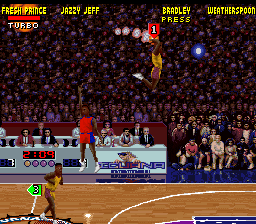 NBA Jam - Tournament Edition EasyType