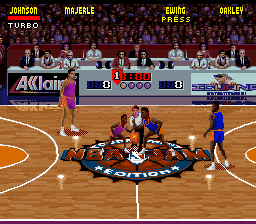 NBA Jam - Tournament Edition Screenshot 1