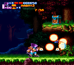 Nightmare Busters (unreleased) Screenshot 1