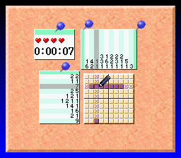 Play Ouchan No Oekaki Logic Games Online - Play Ouchan No Oekaki Logic Video Game Roms - Retro ...