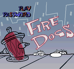 The Ren & Stimpy Show - Fire Dogs Screenthot 2
