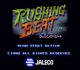 Play <b>Rushing Beat (English Translation)</b> Online