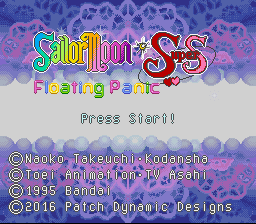Sailor Moon Super S - Floating Panic (English Translation)