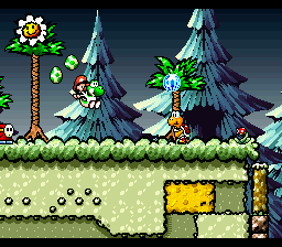Super Mario World 2 - Kameks Revenge