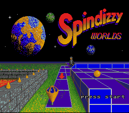 Spindizzy Worlds (E)