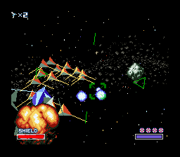 Star Fox Screenshot 3