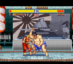 Street Fighter II - The World Warrior Screenshot 3