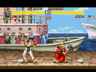 Street Fighter II Turbo - Hyper Fighting