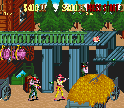 Sunset Riders Screenshot 3
