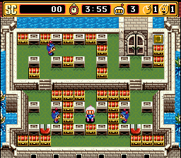 Super Bomberman 2 Screenshot 1