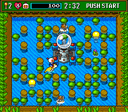 Super Bomberman 3 Screenshot 2
