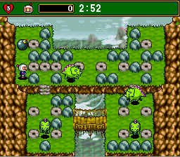 Super Bomberman 4 (english translation) Screenshot 2