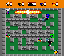 Super Bomberman Screenthot 2