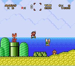 Play Super Mario Bros Rebirth Nes Rom Download Games Online