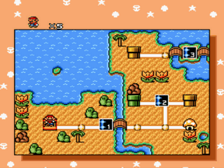 Super Mario Bros Deluxe Screenshot 1