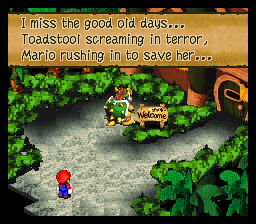 Super Mario RPG - Legend of the Seven Stars Screenshot 1