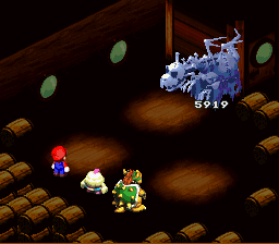 Super Mario RPG Armageddon (version 6) Screenshot 2