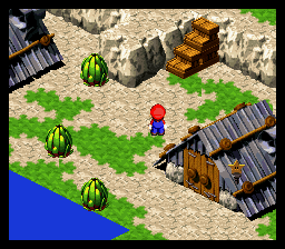 Super Mario RPG Armageddon (version 6) Screenshot 3