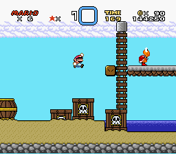 Super Mario Universe II - The Adventure Resumes