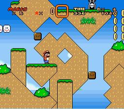 Super Mario Flash 2 cutom