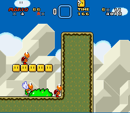 Super Mario World - Koopa Troopa