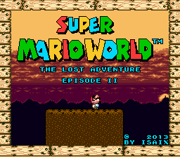 Super Mario World - The Lost Adventure - Episode 2