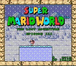 Super Mario World - The Lost Adventure - Episode 3