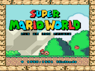 Super Mario World - The Pit of 100 Trials