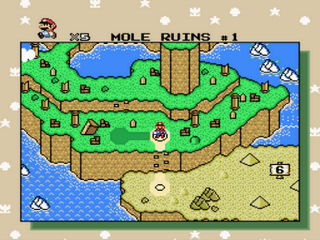 Super Mario World - The Second Reality Project (Reloaded)