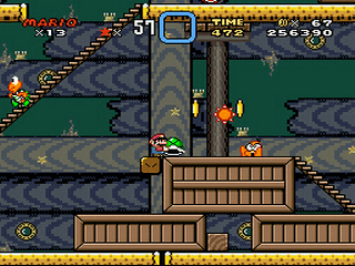 Super Mario World - The Second Reality Project Screenshot 1