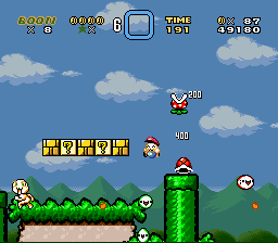 Super Mario World - VIP and Wall Mix 4
