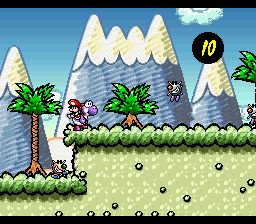 Super Mario World 2 Plus 2 Screenshot 1