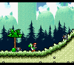 Super Mario World 2 Plus
