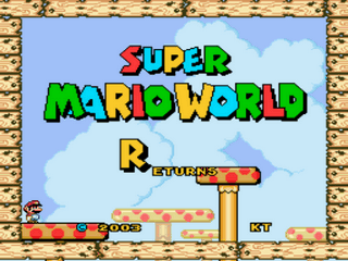 mario world spielen