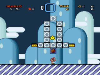 Super Mario World Star Edition Screenshot 1