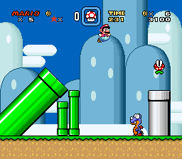 Super Mario World Screenshot 2