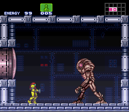 Super Metroid - Boss Rush Mode Screenshot 2