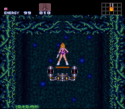 Super Metroid Justin Bailey Screenthot 2