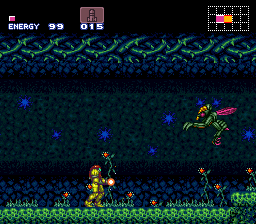 Super Metroid Screenshot 1