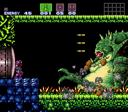 Super Metroid Screenshot 3