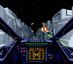 Super Star Wars Screenshot 2