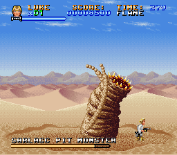 Super Star Wars Screenshot 3