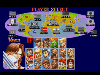 Super Street Fighter II - Fight Again