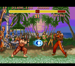 Super Street Fighter II - The New Challengers Screenshot 2
