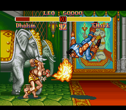 Super Street Fighter II - The New Challengers Screenshot 3