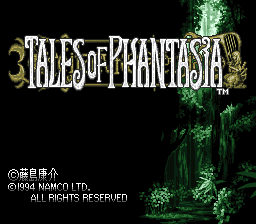 Tales of Phantasia (english translation)