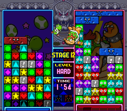 Tetris Attack Screenshot 2